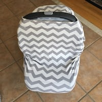 Baby car seat cover and wrap Mississauga, L5N 7L9