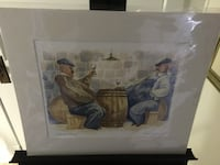 Winery themed prints - new in pack - w/mats Glen Burnie, 21061