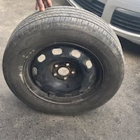 Toyota Corolla All Season Tires - 195/65R15 Brampton