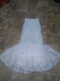 Wedding Dress Skirt Undergarment
