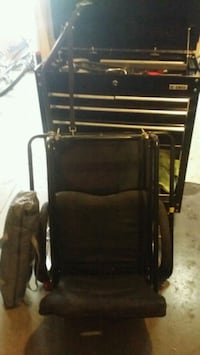 Bike trailer with chair Eugene, 97401