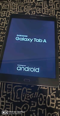 SAMSUNG TAB A 10.1 (APRIL 2019 RELEASE) BROUGHT IN DECEMBER
