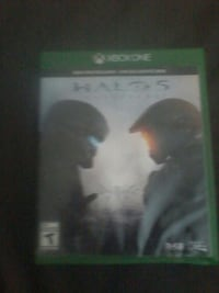 Halo 5 Xbox One game case Kelowna, V1X 7G6