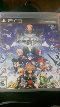 Kingdom Hearts 2.5 remix PS3 Toronto, M9N 2S3