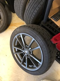 17 inch vw replica wheels 567 km