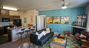 One Bedroom for rent 5-6 month lease