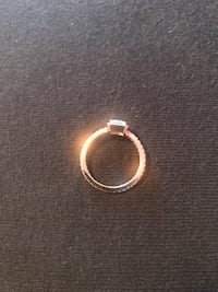 Rose Gold pandora ring with box New York, 11420