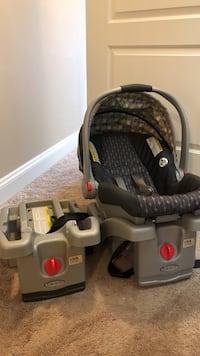 Graco infant carseat  Hartly, 19953