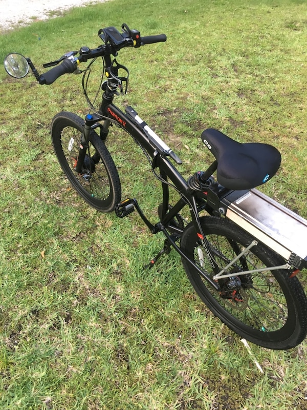 Electric Bike - Prodecotech Phantom X 1