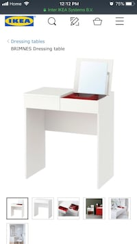 white wooden single-pedestal desk Vancouver, V6B
