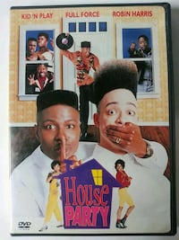 House Party dvd