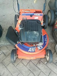 orange push mower Hagerstown, 21740