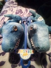 plush build a bear slippers Wichita, 67203
