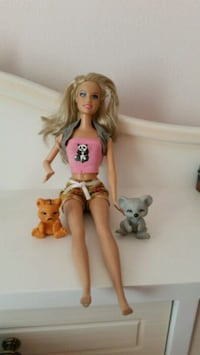 veteriner barbie.