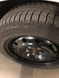 Winter Tires set- Michelin X-Ice3 Size 205/55 R16