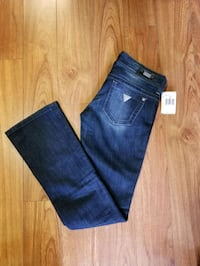 Guess premium credit wash size 27