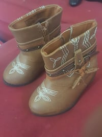 Little cowgirl boots Oceanside, 92054