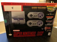 Super Nintendo Entertainment System Classic Edition Bristow, 20136