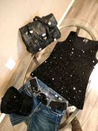 Complete outfit with an Authentic MK purse! Lubbock, 79404