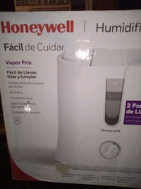 Humidifier honeywell
