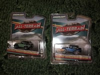 2010 & 2015 Jeep Wrangler Die Cast Car (New In Package & Limited Edition)   Albuquerque, 87121