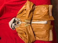 Sports jacket w/ hood sz L Washington, 20024
