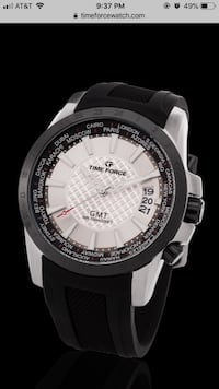 Watch TRAVELER GMT BY TIME FORCE