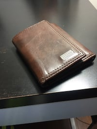 Brown Leather Dockers Wallet Toronto, M2R 3J5