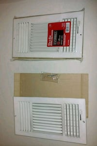 HVAC Ceiling Duct 2 Registers (Used) Duluth, 30097
