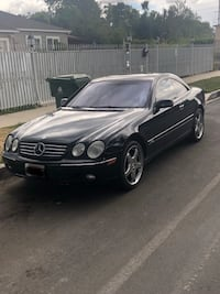 Mercedes - CL600 - 2001 Los Angeles