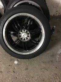 Winters and rims