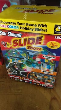 As Seen on TV Shower Slide Show, LED Light Projector Tempe