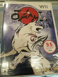 IGN unopened Okami for wii Mississauga, L4T 4G1
