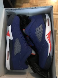 Air Jordan 5 low DS. 9/10. Size 11.No trades Toronto, M5A 3T2