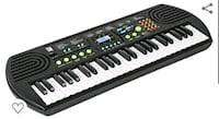 Electronic Keyboard Piano for Kids, 49 Keys, Dual Speakers NEW ½ PRICE