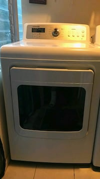 white front-load clothes washer Charlotte, 28217
