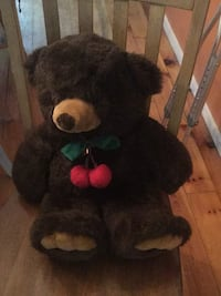 black and brown bear plush toy Fairfield, 06824