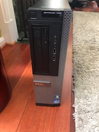 Dell Optiplex 390 Intel Core i5, 3.10 GHz, 8 GB RAM, 250 GB Hard Drive, DVDRW, Windows 10 Centreville, 20121