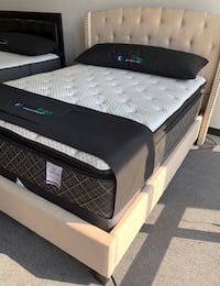 LIQUIDATION! King Mattress Plush Firm Medium #962 Charlotte, 28278