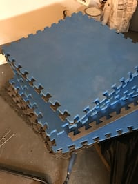 Rubber/ Foam tiles