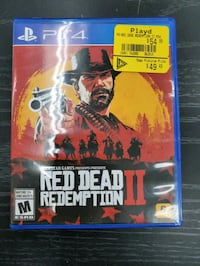 Red Dead Redemption 2 for PS4 Toronto, M9V 2X6