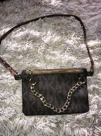 Michael Kors leather fanny pack bag  40 mi