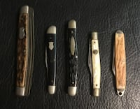 Vintage lot pocket knife 로스앤젤레스, 90057