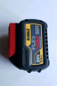 Dewalt flexvolt 60v battery  Woodbridge, 22193