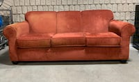 Three seater couch (with free delivery)  London, N6K 4X8