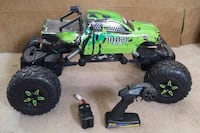 Rock Climber 4WD Radio Controlled Monster Truck    Modesto, 95355