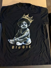 Biggie Smalls T shirt