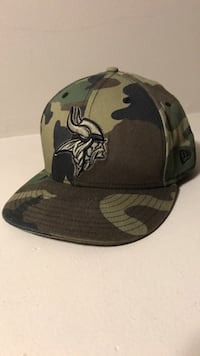 Minnesota Vikings New Era 59FIFTY Hat Calgary