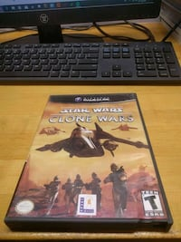 Star wars the clone wars for the game cube Madison, 53715