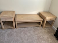 Coffee table and side tables set Alexandria, 22303